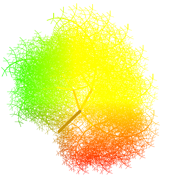 Example: Fractal image